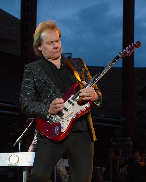 Styx at Red Rocks with Colorado Symphony