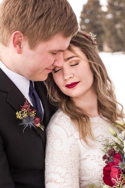 Kylee & Seph Bridals 2019