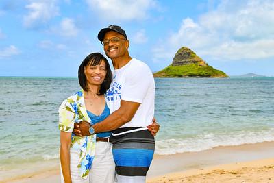 Frankie & Deborah - Hawai'i 2019