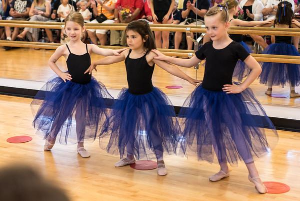 Jade's Dance Recital