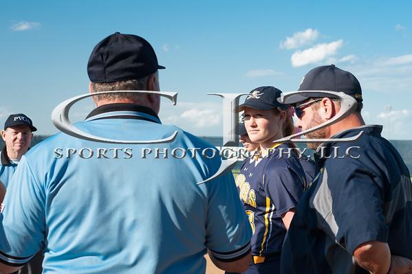 5-22-2015 Loudoun County at Woodgrove Softball (Varsity)