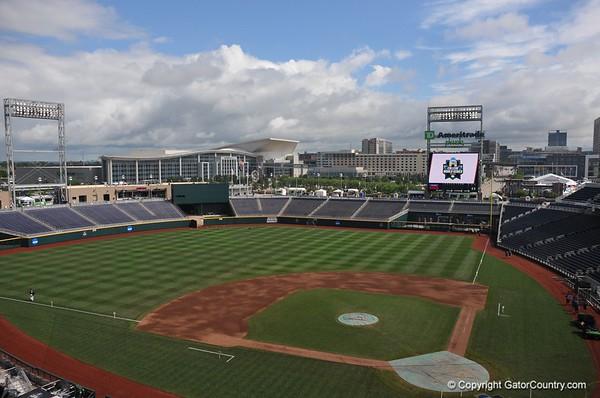 2018 College World Series: Florida vs Texas Tech Game 10