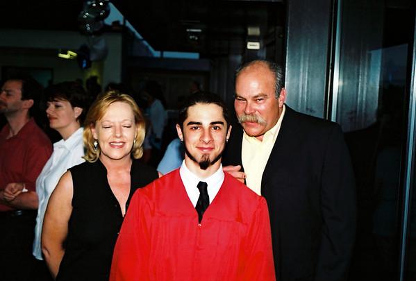 2006 Marc Thompson's Graduation (Archive)