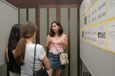 Undergraduate Posters