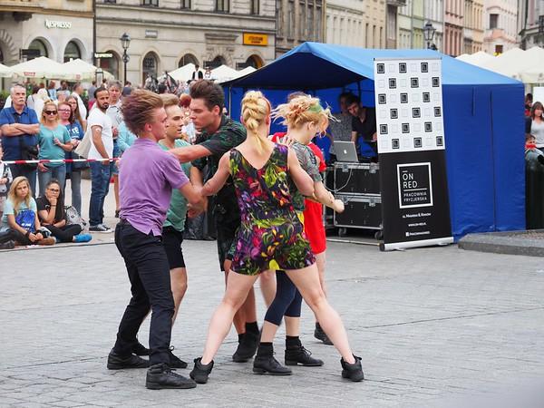Festiwal Teatrow -  Grupa Wokol Centrum - 2017