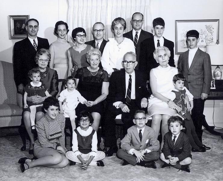The family Circa 68 or 69?