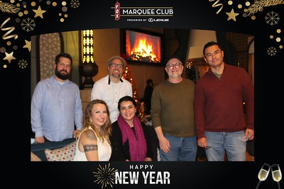 NYE at the Marquee Club-12/31/2020