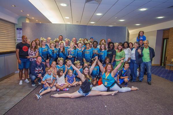 Future Cheer Internationals - July 2015