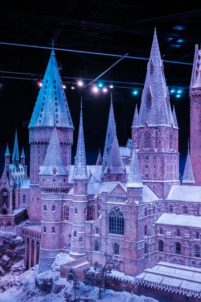 Harry Potter Studio Tour, London 2016