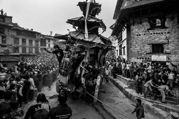 The Precarious Procession