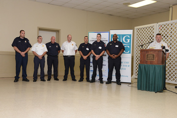 Public Safety Event - At Ag Center