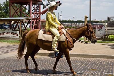 Stockyards Parade 07-26-08