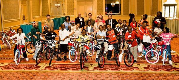 Bike Building Volunteer Project