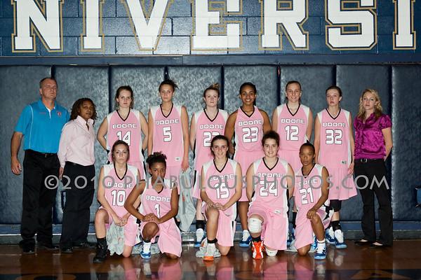University High School Think Pink Tournament - 2011