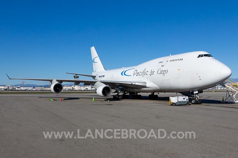 Katlita Air 747-400 - N703CK - LAX