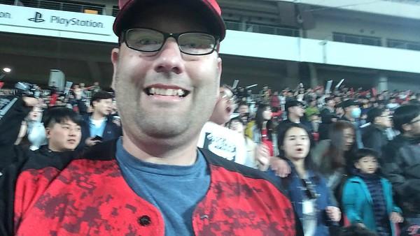 Korean Baseball Uploads