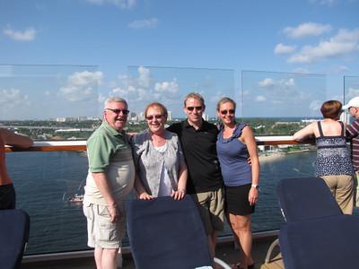 "Cruise # 23- Eastern Caribbean Cruise onboard ""Celebrity Solstice""- September, 2010"