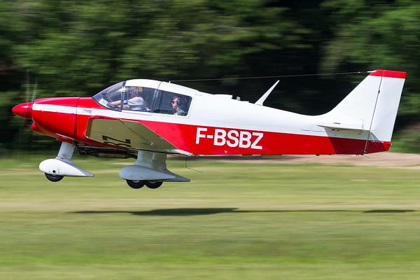 F-BSBZ - CEA Robin DR-360 Chevalier