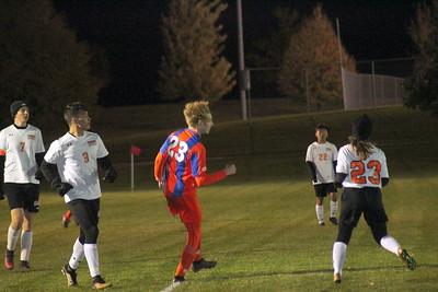 BRF/Melrose-Mindora @ Dodge-Point Soccer 10-16-18