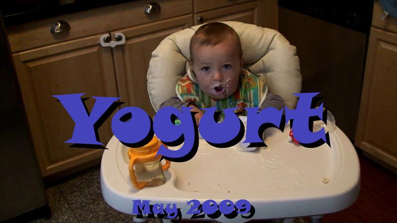 Yoghurt!