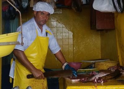Bazurto Market Cartagena