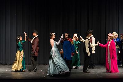 Cinderella: The Untold Story (Skittles Cast)