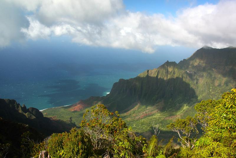 Na'Pali Coast, Kauai