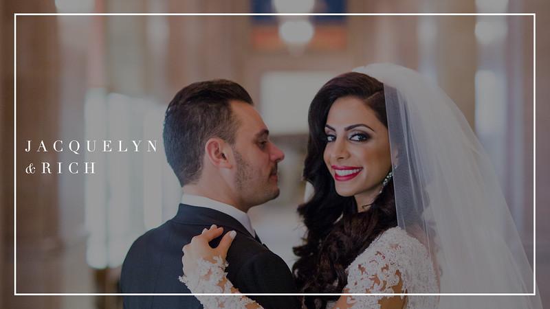 Jacquelyn + Rich: Wedding Feature Film @ MGM Grand Detroit, MI _V4