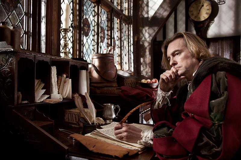 Thomas Moore Contemplates, Ightam Mote, England