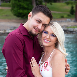 Cassie and Anthony's Engagement Photos