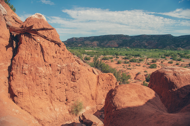 Moulded Palo Duro
