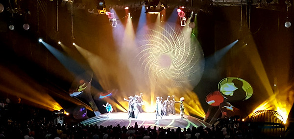 2018-February-18--Cirque du Soleil - Soda Stereo