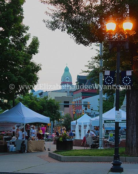 Easton Farmers' Market 6/10/2015