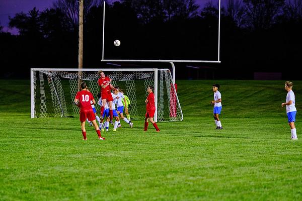 Soccer - Belvidere HS - Home - 10-12-2021