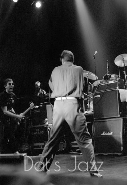 PAUL JONES with GARY FLETCHER