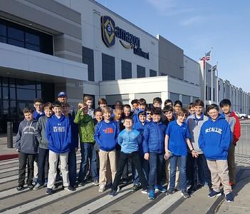 6th Grade field trip to Enterprise South