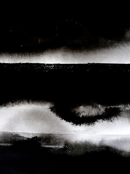 quarry_8 - Ink on Paper 2013