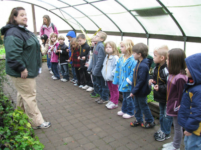 Nov. 5- Quinn Field Trip To Nature Center