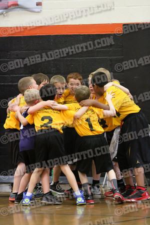 3/4 Boys Semifinals