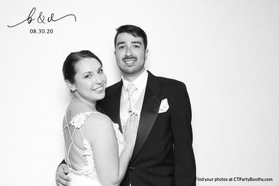 Brendon & Vanessa Wedding 8-30-20