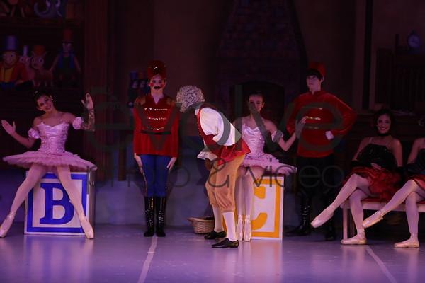 Birmingham Dance Theater 2014