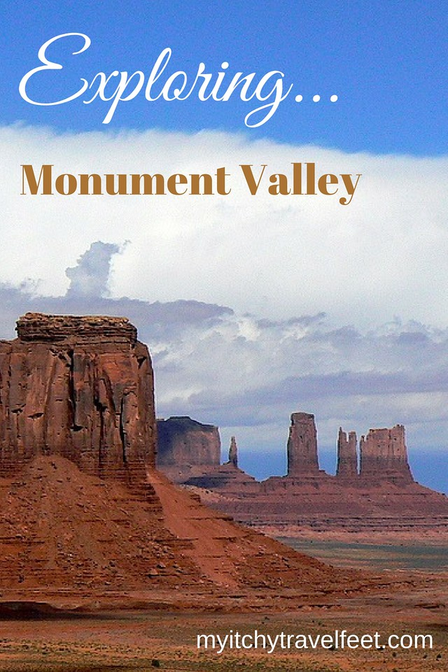 Tips for a scenic drive in Monument Valley. Learn what to do and where to stay on a boomer vacation in Monument Valley. #Arizona #boomertravel #MonumentValley