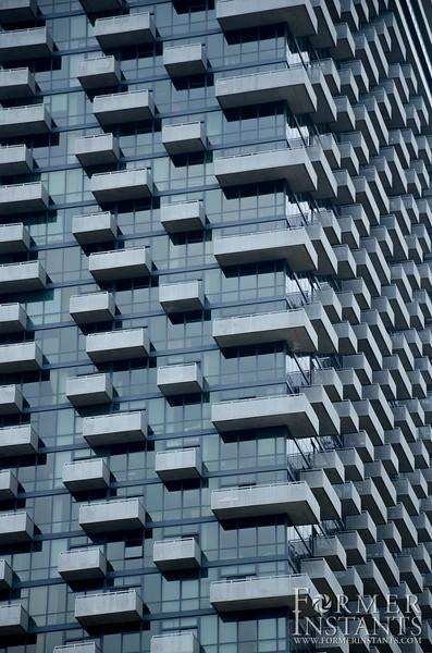 High-Rise Balconies