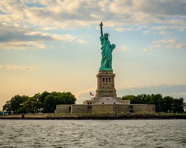 2017 New York Harbor Trip
