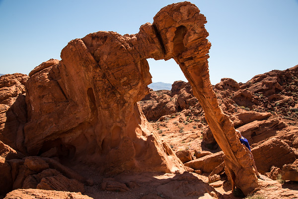 Breathtaking landscapes and views at Valley of Fire State Park