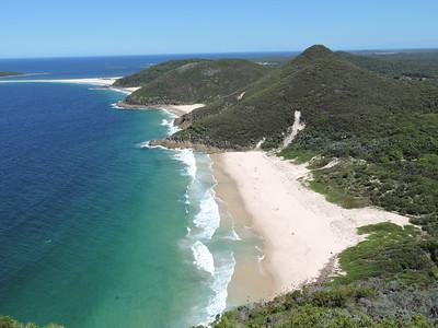 Tomaree Head Summit, Shoal Bay, NSW - Australia