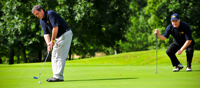 K Club Golf PJ Carrolls