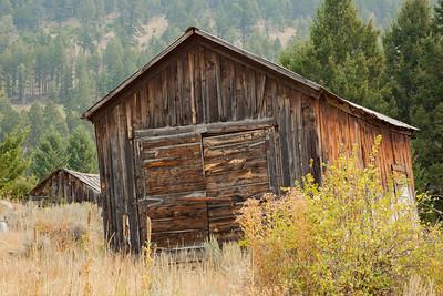 Elkhorn Ghost Town - Montana