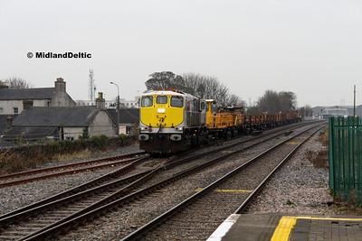 Portlaoise (Rail), 05-12-2016