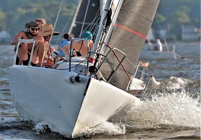 J/World Annapolis Thursday Night Racing July 9